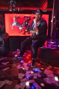 Kevin Federline Celebrates Birthday at CH3