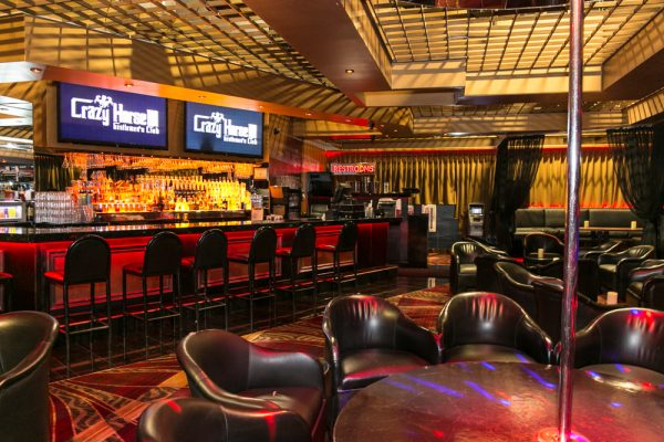 Events space available for corporate events, receptions, and parties at Crazy Horse 3