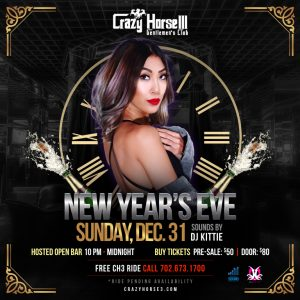 the best new years eve party in las vegas is at crazy horse 3