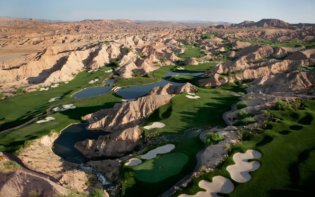 Wolf creek golf club las vegas